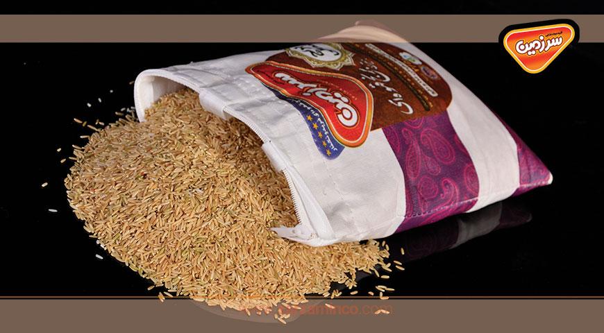 جایگاه برنج قهوه ای در رژیم غذایی کم کالری
