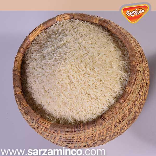 برنج شمالی سرزمین
