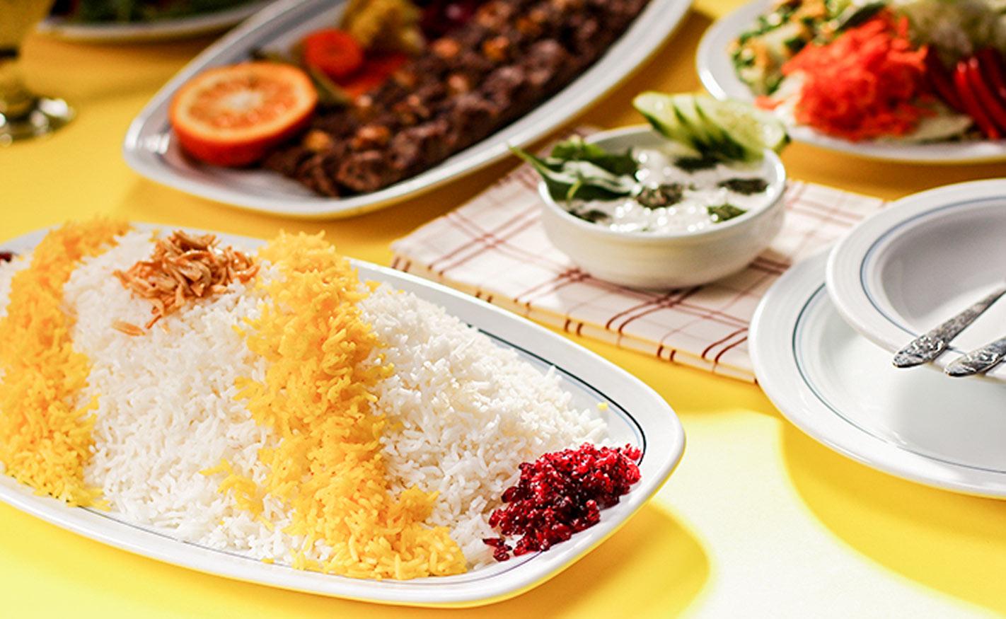 برنج سرزمین، نگین ایران زمین