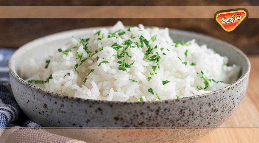 جایگاه برنج در جهان