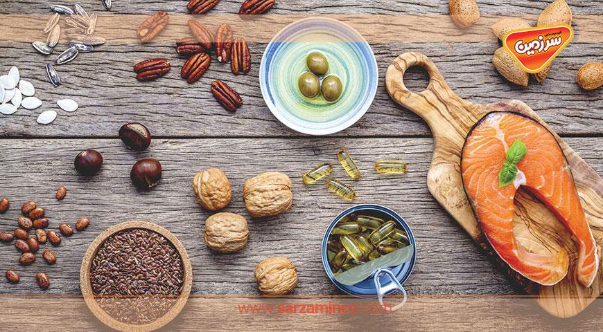 مهم ترین مواد مغذی لازم برای بدن