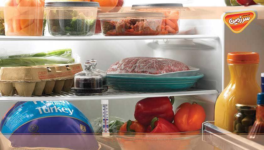 ۱۲ روش برای استفاده مفید از غذاهای باقی مانده در یخچال
