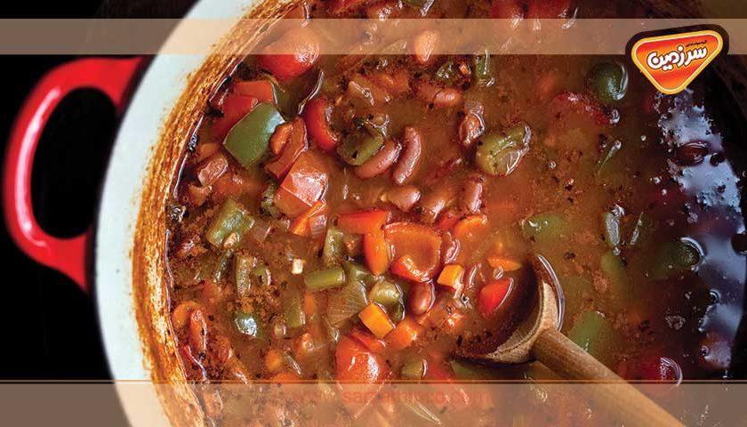 نکات مهمی که باعث خوشمزه شدن خورشت لوبیا سبز می شود