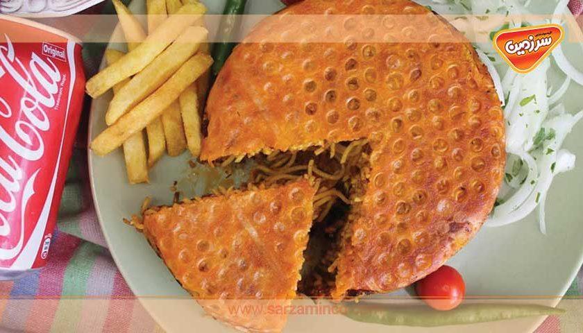 روش آماده کردن ته دیگ نانی خوشمزه برای دوستداران ته دیگ