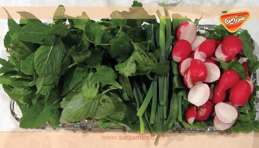 خواصی که در انواع سبزی خوردن هست و قطعا از آن اطلاع ندارید