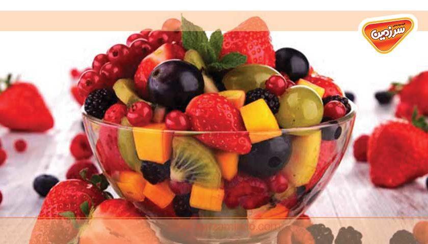 هر غذایی برای چه کاربردی باید مصرف شود؟