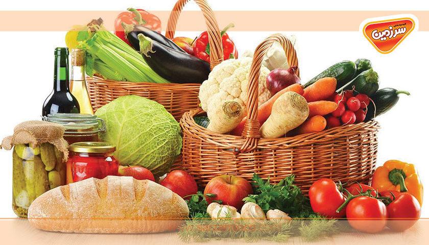 ۲۰ فرمان تغذیه در ماه رمضان