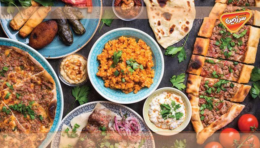 غذاهای ترکیه ای لذیذ ویژه افطاری